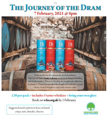 The Journey of the Dram