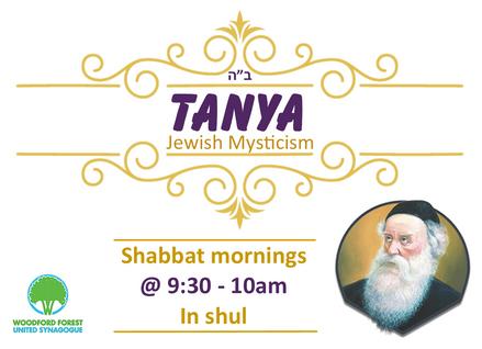 Tanya - Jewish Kysticism