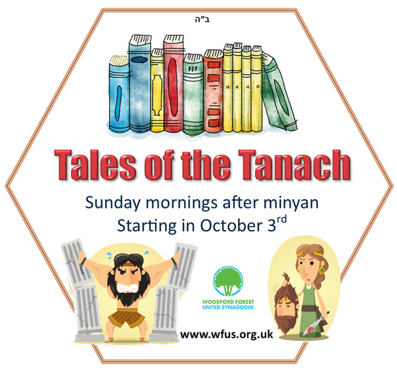 Tales of Tanach