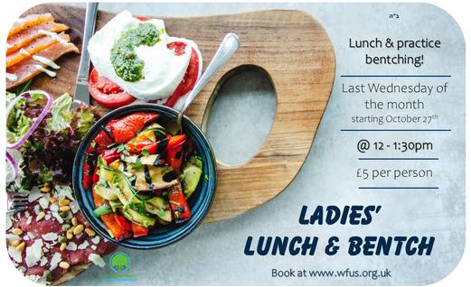 Ladies' Lunch & Bentch