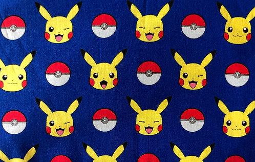 Pokemon Pikachus & Pokeballs