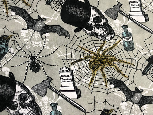 Spiders, Skulls & Potions