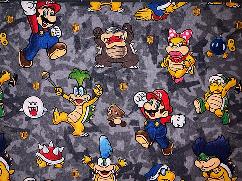 Super Mario Bros. & Enimies