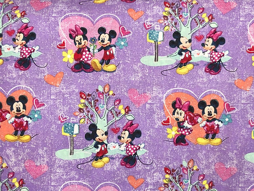 Mickey & Minnie Valentine's Day