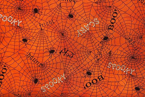 Spooky Spider Webs
