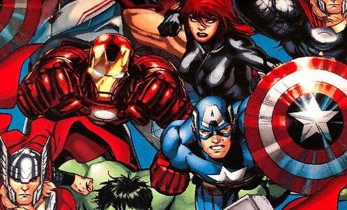 Avengers Packed