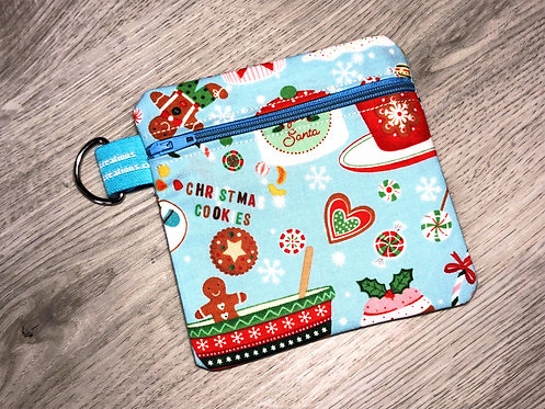Small Square Carry-All Pouch