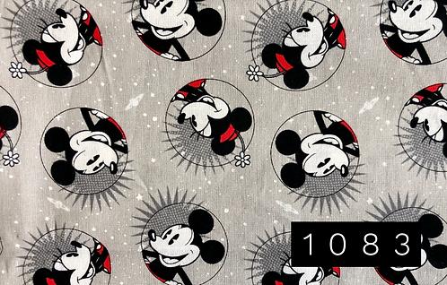 Mickey & Minnie Smiles