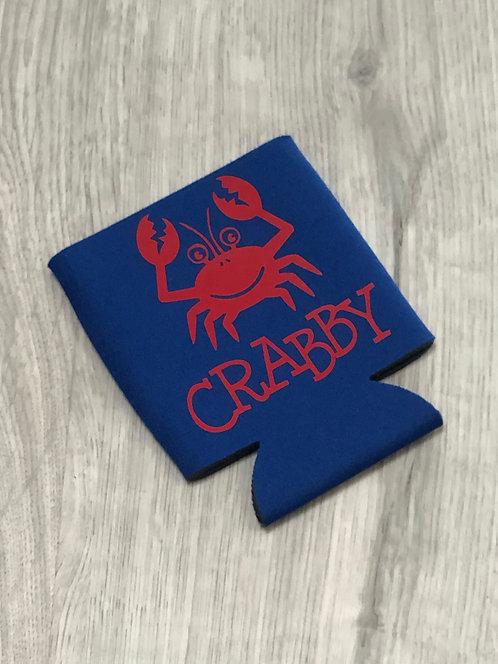 Crabby- Blue