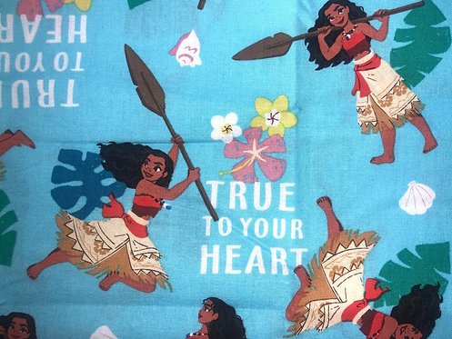 "Moana ""True To Your Heart"""