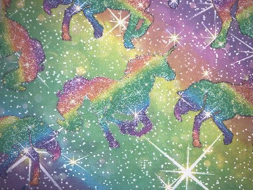 Sparkling Rainbow Unicorns
