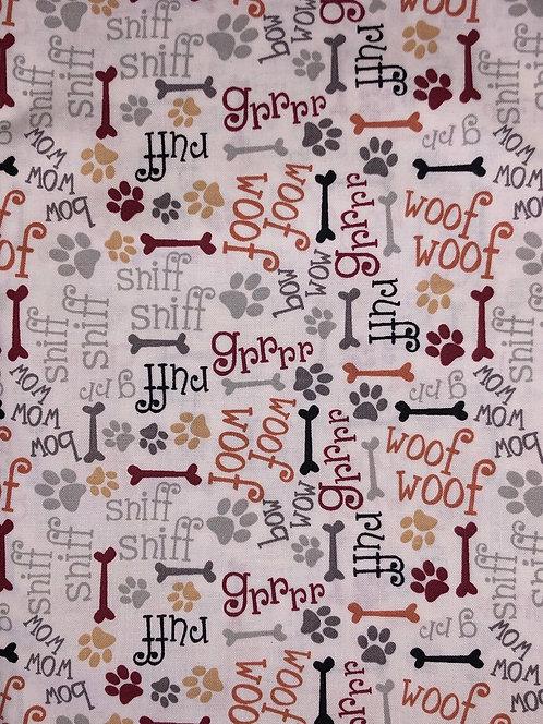 Woof Woof Fall Colors