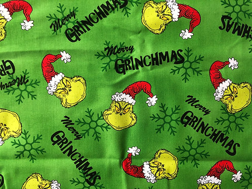 Merry Grinchmas- The Grinch