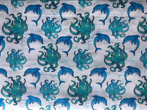 Dolphins & Octopus
