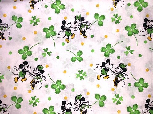 Mickey & Minnie St. Patrick's Day