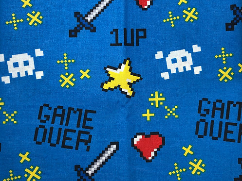 Game Over / 1UP