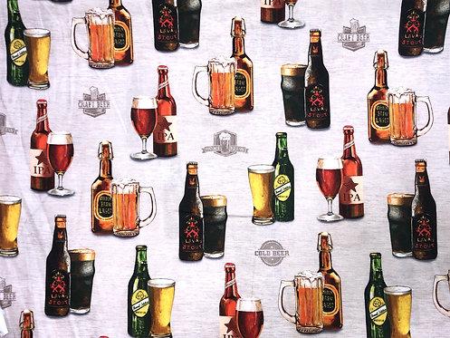 Beer Bottles & Mugs