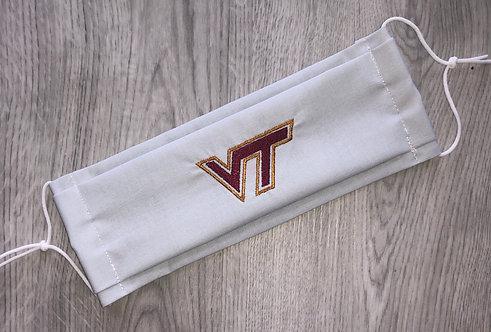Embroidered Virginia Tech Logo