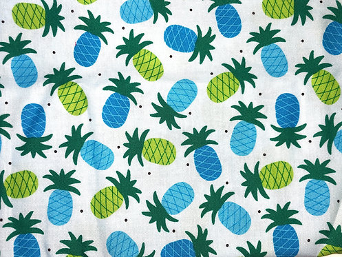 Green & Blue Pineapples