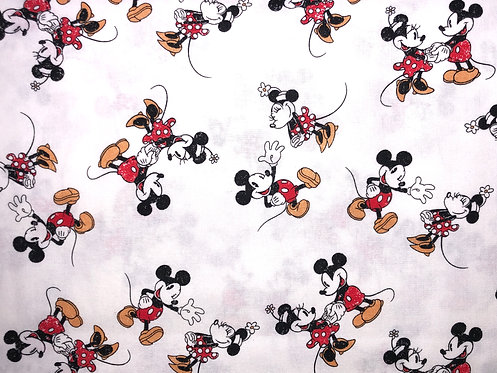Vintage Mickey & Minnie
