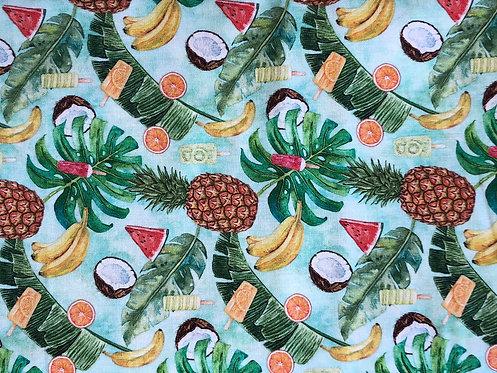 Pineapples, Coconuts & Bananas