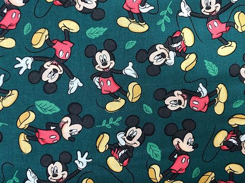 Mickey on Green