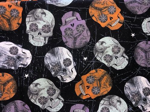 Skulls Halloween
