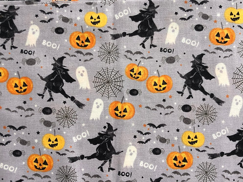 Witches & Pumpkins