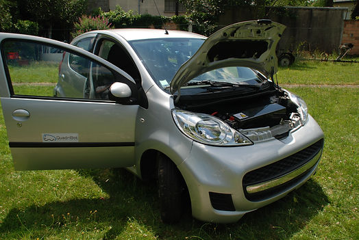 Gray Car #1
