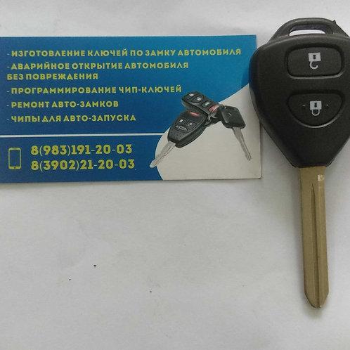 Ключи для автомобилей Toyota