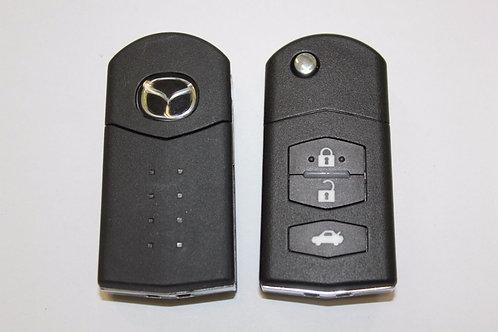 Ключ для Mazda