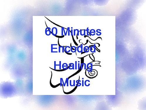 Encoded Healing Music Recording