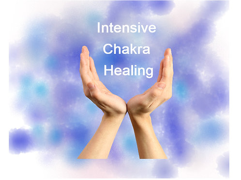Intensive Chakra Clearing for People + Recording