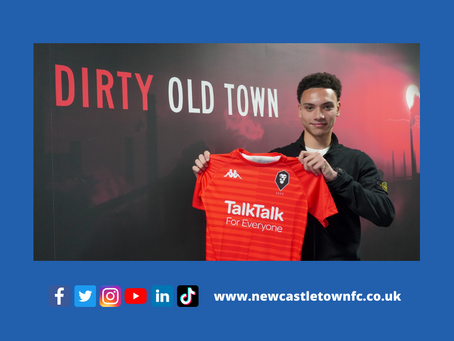James Melhado moves to Salford City