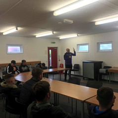 Education and Football scholarship in Staffordshire