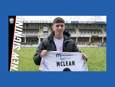 Ryan joins Hereford FC