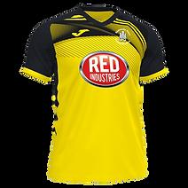 Newcastle Town FC away kit JOMA Kits, JS Sports Stoke on Trent