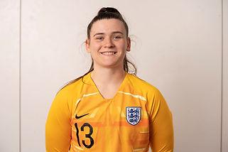 Charlotte Clarke, womens football