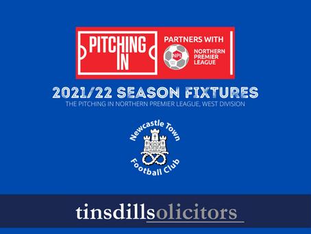 2021/22 NPL West Division Fixtures