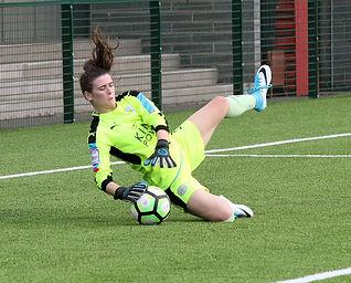 Girls football in staffordshire