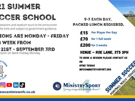 Summer Soccer School
