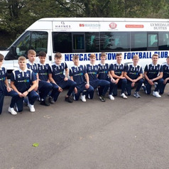 Newcastle Town Football Club Academy