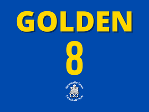 NO Winners on the Golden 8