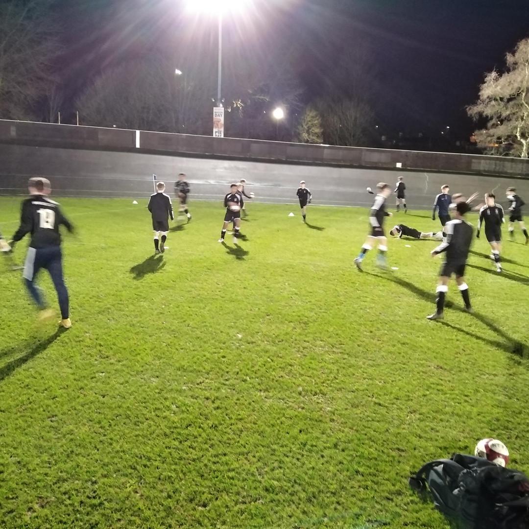 Academy Football in Staffordshire