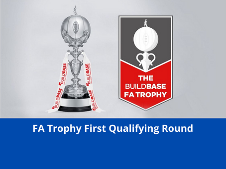 FA Trophy First Qualifying Round