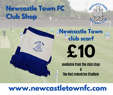 Newcastle Town club scarf.png