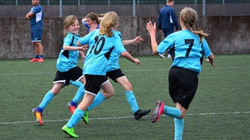 Newcastle Town FC Girls and Ladies Football