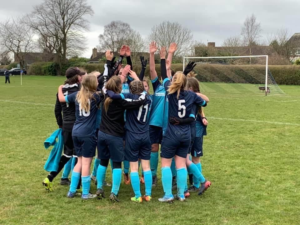 Newcastle Town Girls Football