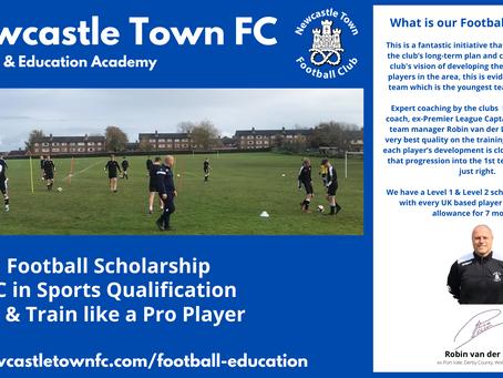 Football & Education Academy