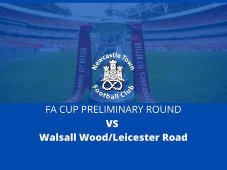 FA Cup Preliminary Round